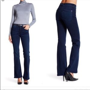 Spanx 5 Pocket Flare Jeans 28